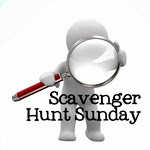 Silver Linings 4 ME: SCAVENGER HUNT SUNDAY 9.29.13 + SONG ...