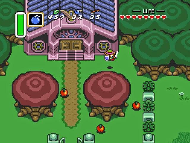Zelda Kamigami Rom
