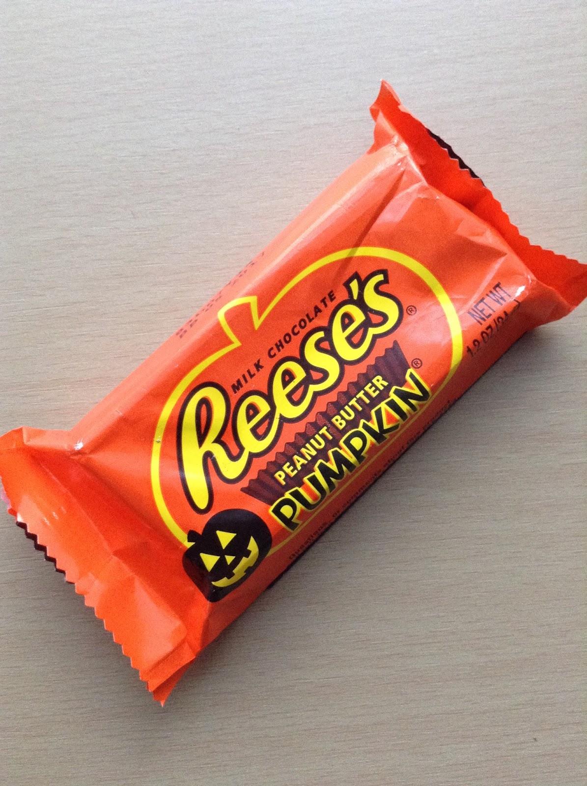 Reese's Peanut Butter Pumpkin Review