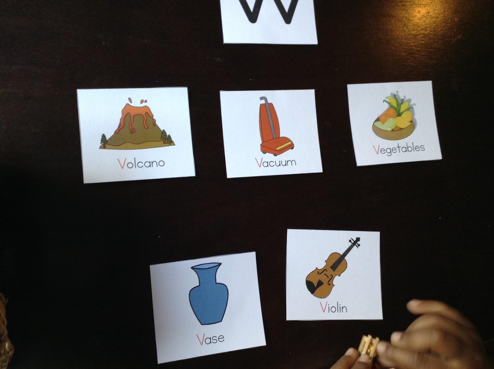 Teachermomplus3 Preschool Letter V Activities