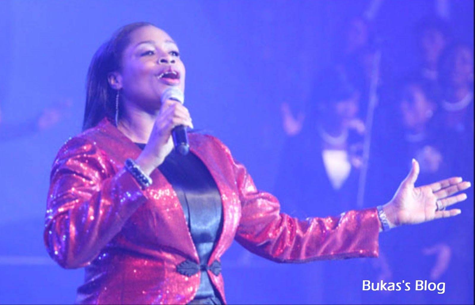 Naija Gospel Music: Sinach Gospel Praise mix (Best of Sinach
