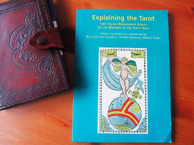 Explaining the Tarot, Caldwell, Depaulis, Ponzi