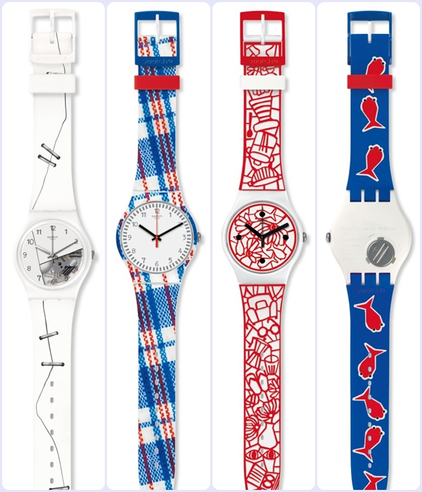 Paola-Navone-Treperotto-Colección-exclusiva-Swatch