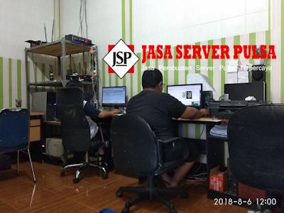 Bisnis Server Pulsa