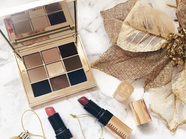 Holiday Palette Edition: Bobbi Brown Caviar & Rubies Eyeshadow Palette