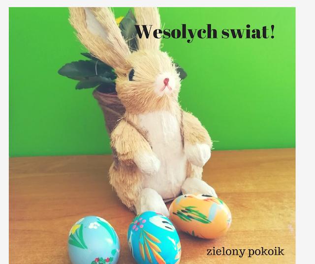 Wesołych Świąt Wielkanocnych! :)