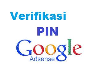 Verifikasi PIN google adsense dengan KTP atau SIM