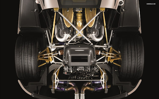 2015 Pagani Huayra Zonda Engine Photo HD | gee-thedreamer
