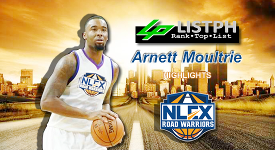 Video Playlist: Arnett Moultrie NLEX Road Warriors import 2018 Commissioners' Cup highlights
