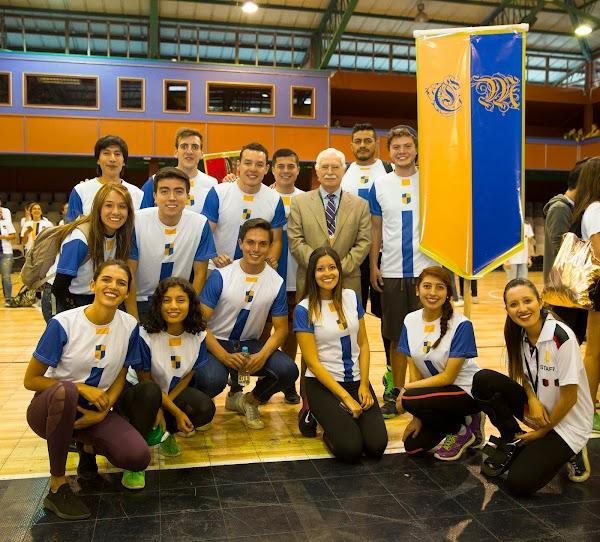 Casa Montúfar, campeones de la primera edición de los USFQ Games