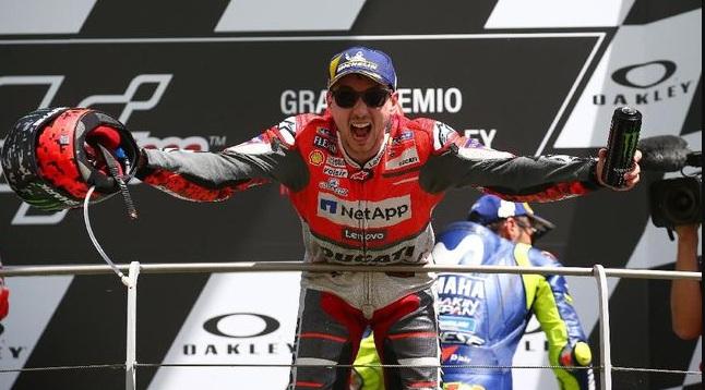 Lorenzo Menyepakati Kontrak 2 Tahun Dengan Repsol Honda