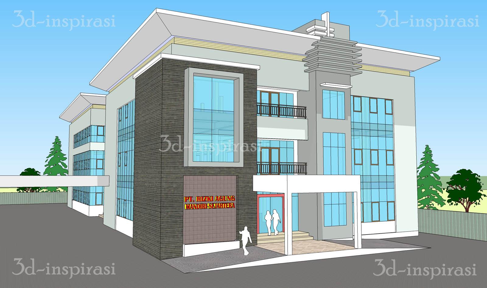 cv  buana asri konsultan    2011  bangunan kantor 3 lantai