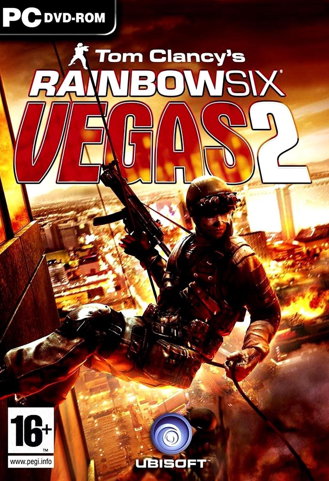 Tom Clancy's Rainbow Six Vegas Full (Single Link) 2015