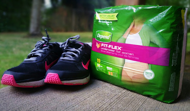 Get Back To Your Life With Depend FIT-FLEX! #EveryMomentMatters