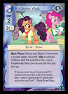 MLP It's Gonna Work Defenders of Equestria CCG Card