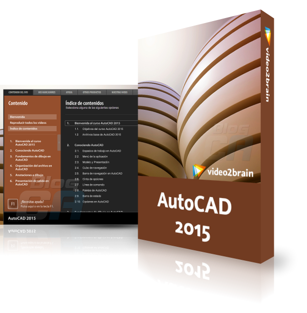 AutoCAD 2015 [Video2brain] - Domina los Fundamentos de AutoCAD