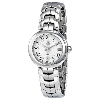 TAG HEUER Link Guilloche Dial Ladies WAT1416.BA0954  Tweet