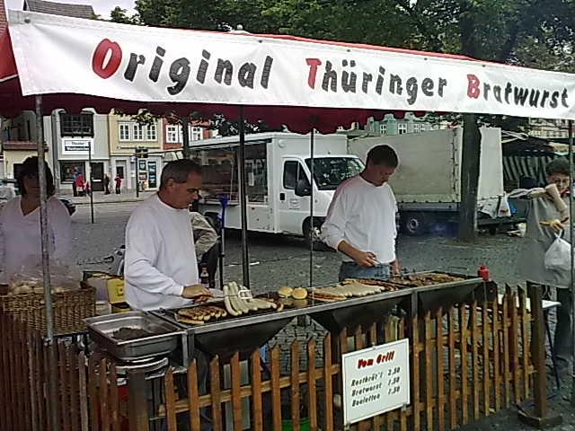 echte thüringer bratwurst rezept