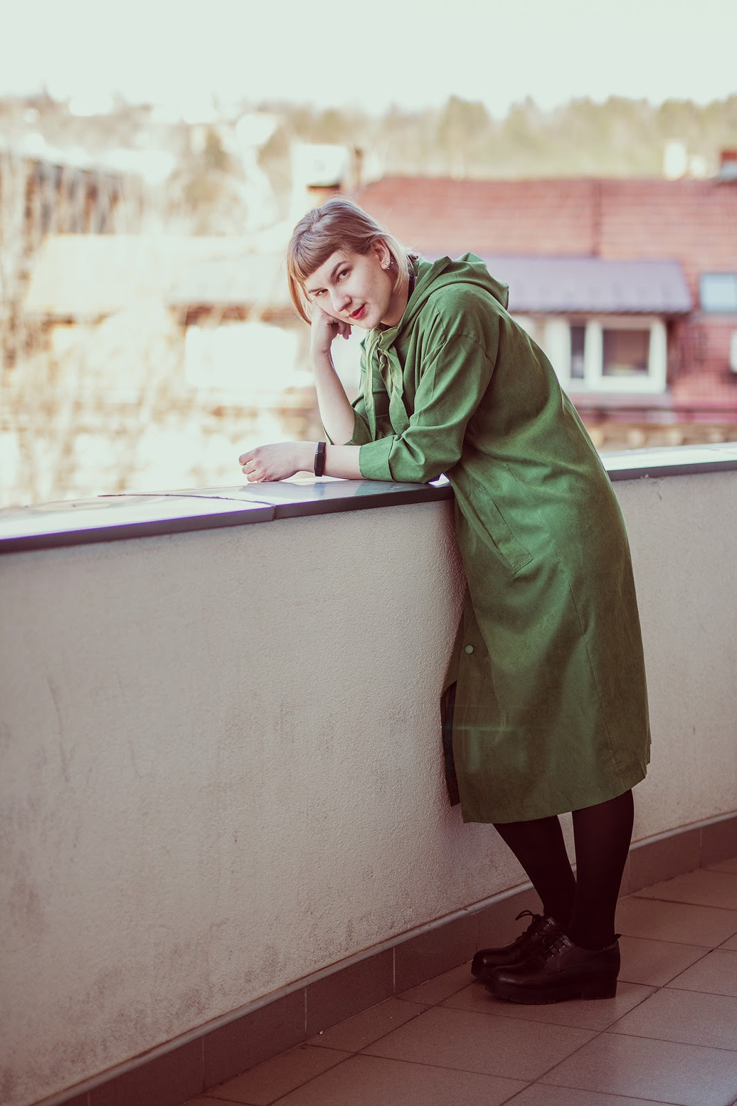 filipa canic, youarethepoet, you are the poet blog, filipa canic blog, zaful, trench coat, haris rustemovic photography,