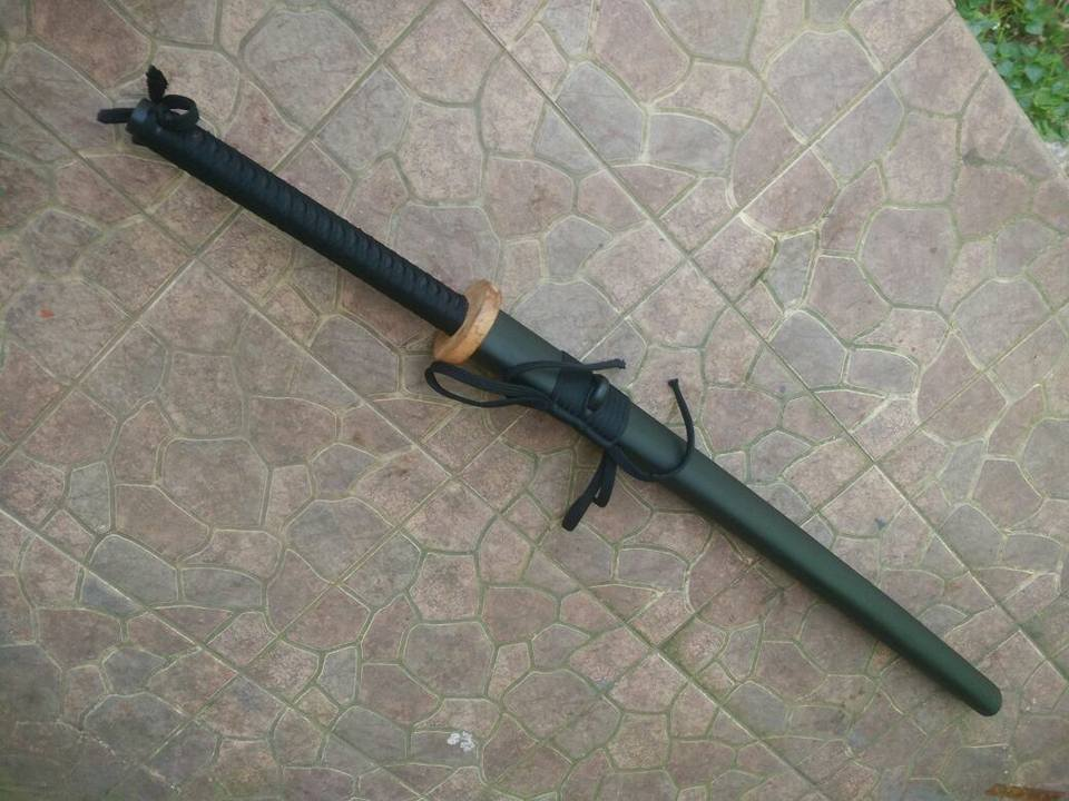 Pabrik Pedang / Katana samurai / senjata ninja / silat (jual
