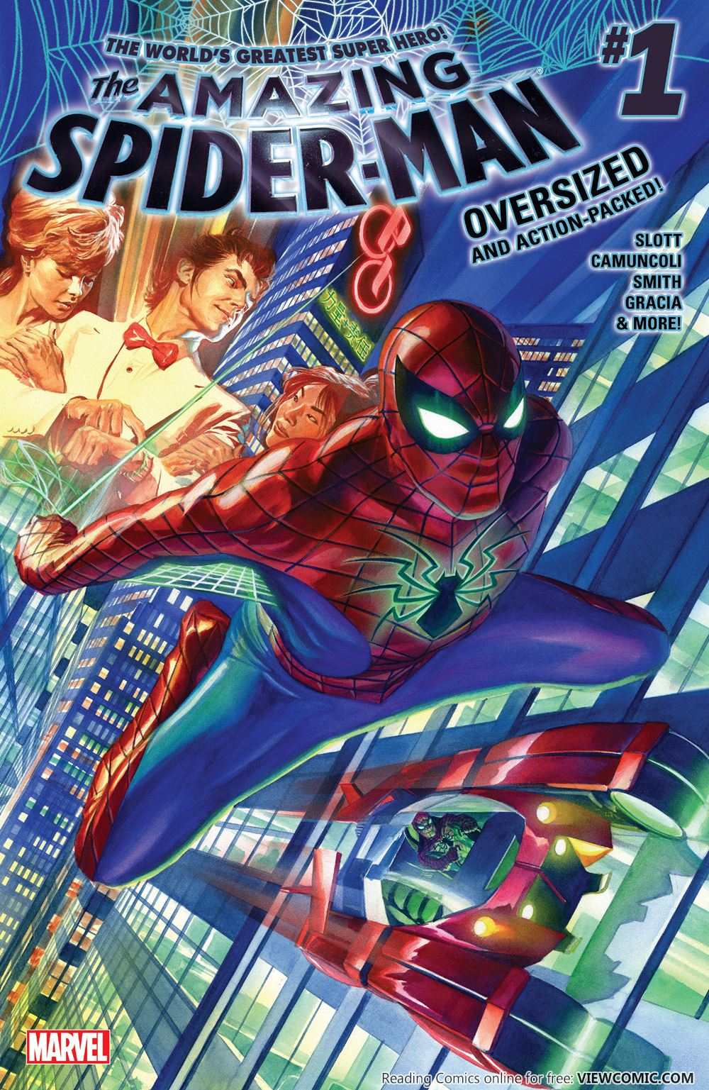 the amazing spider man free online