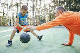 pelota felicidad familiar