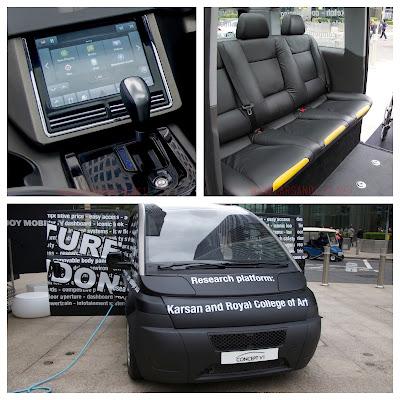 New London Black Cab from Karsan at Motor Expo London