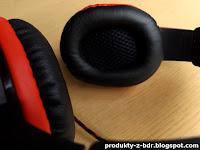 Słuchawki przewodowe Gaming Sound XR Hykker z Biedronki