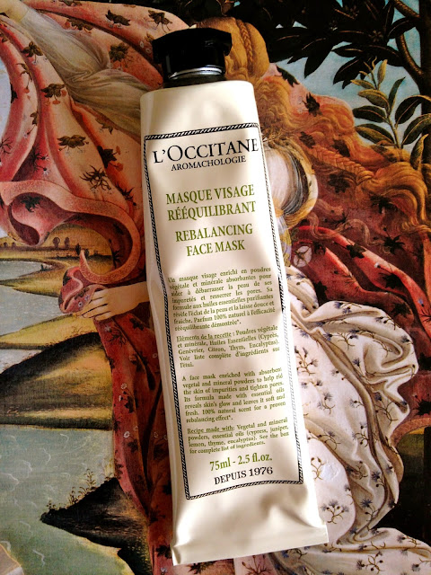 L'Occitane en Provence Aromachologie Rebalancing Face Mask