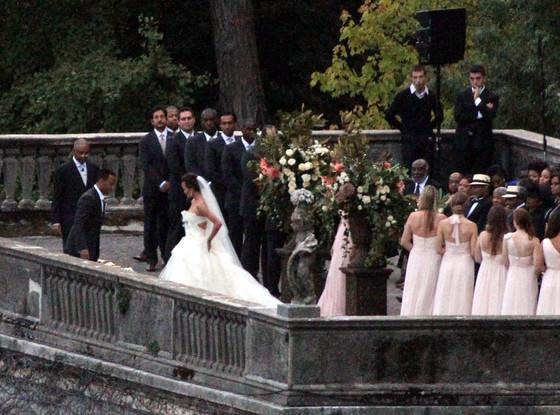chrissy teigen wedding - photo #24