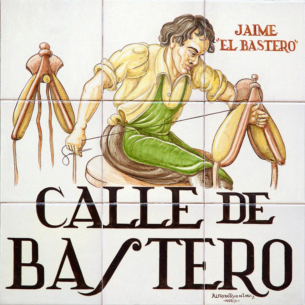 Calle de Bastero