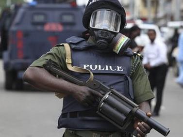 nigerian police inspector death sentence