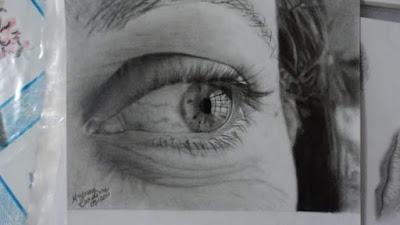 desenhos realistas incriveis