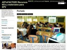 http://artefactory.nirewiki.com/Arte%20para%20ni%C3%B1os%20%28y%20no%20tan%20ni%C3%B1os%29