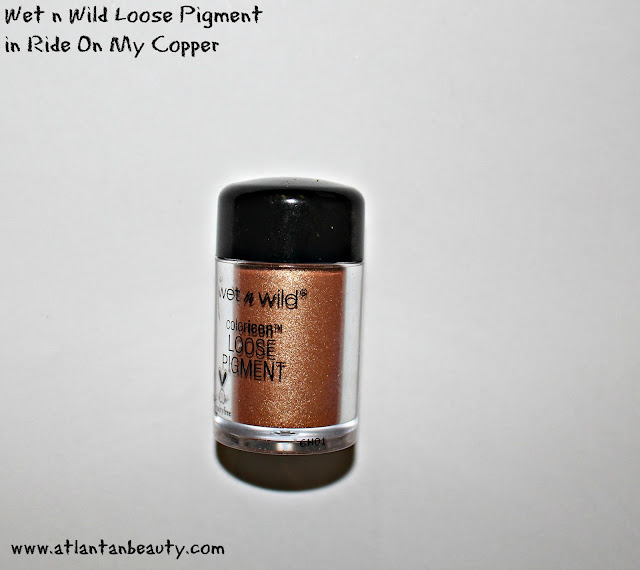 Wet n Wild Loose Pigment in Ride On My Chopper