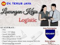 lowongan kerja logistic terus jaya surabaya