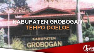 Galeri Potret Kabupaten Grobogan Tempo Doeloe