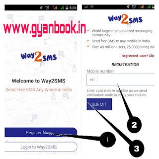 Top 10 Website India mea Unlimited Free SMS Send Karne Ke Liye