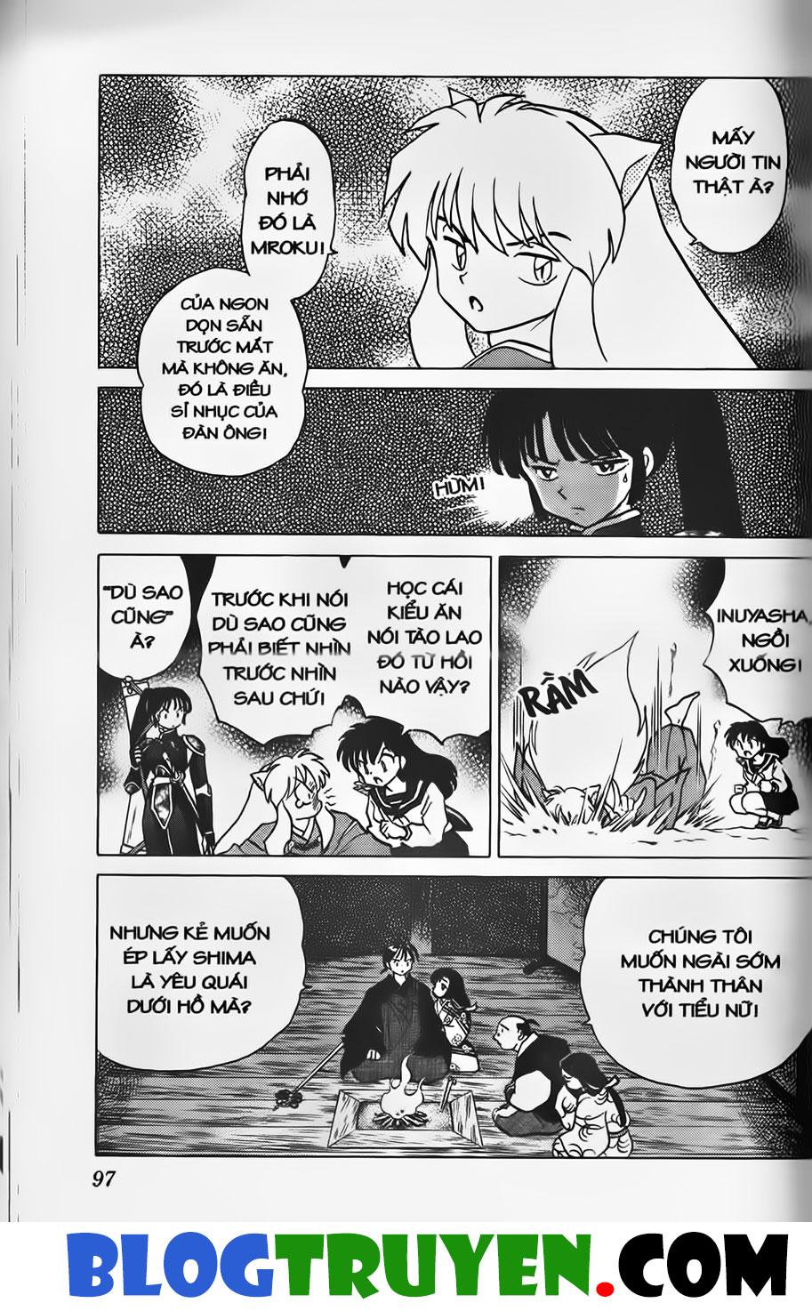 Inuyasha vol 35.6 trang 4