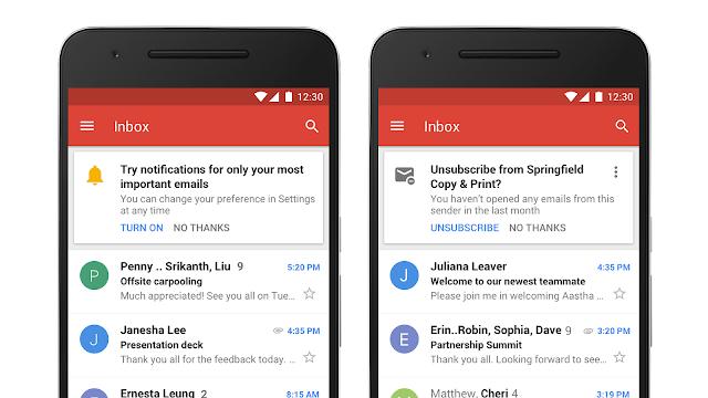 Le nuove notifiche sui dispositivi mobili ti aiutano a concentrarti su ciò che è importante (ed elimina anche il disordine).