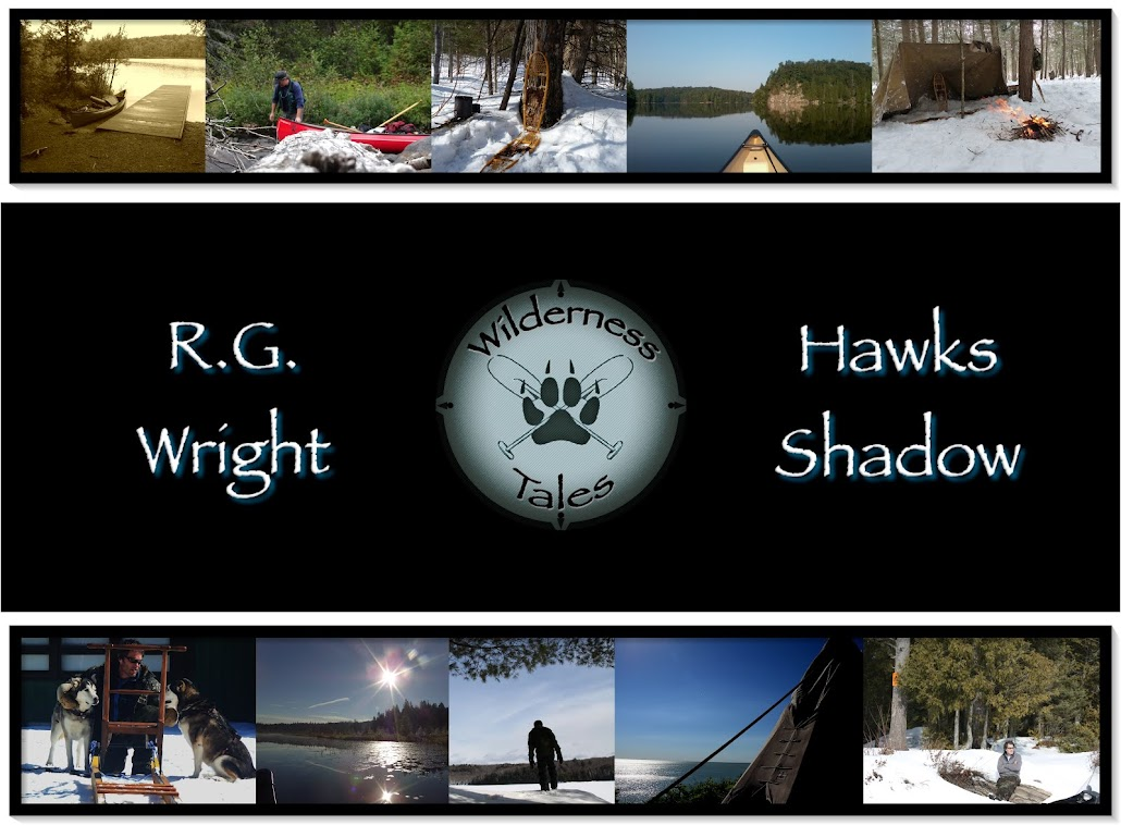 Wilderness Tales by Author R.G.Wright