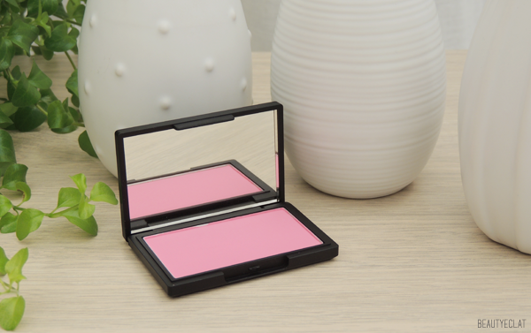 revue avis test sleek blush pixie pink swatch