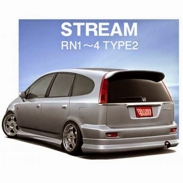 add on Honda Stream RN1 Value Sports