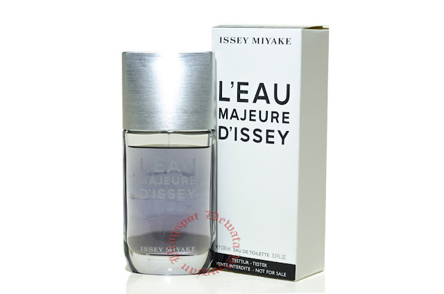 Issey Miyake L'eau Majeure D'Issey Pour Homme Tester Perfume