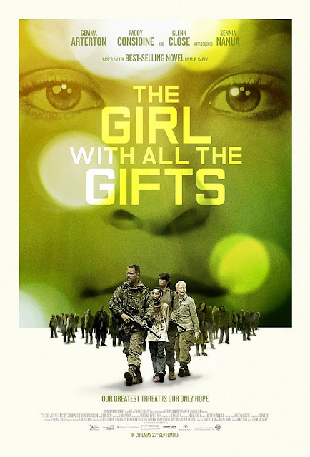 The Girl with All the Gifts (2016) Movie - Sinopsis