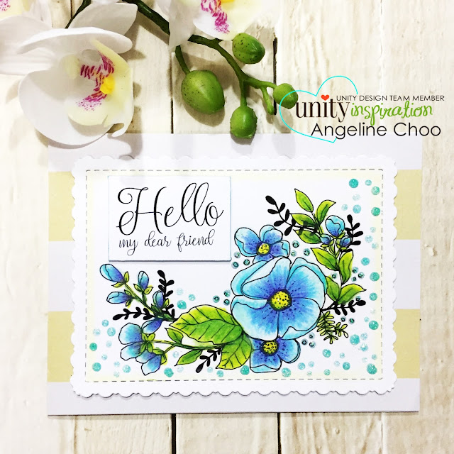 ScrappyScrappy: My Dear Friend with Unity Stamp #scrappyscrappy #unitystampco #uniquelyunity #card #cardmaking #papercraft #katscrappiness #katscrappinessdie #tonicstudios #nuvoglitterdrop #prismacolor #coloredpencils