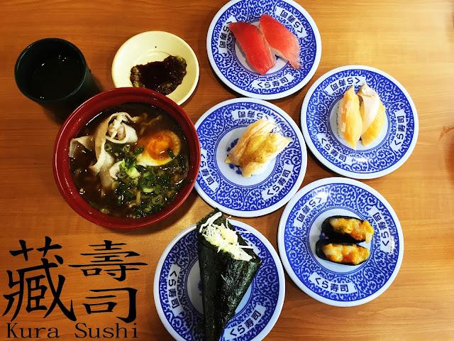 IMG 4053 - 【台中美食】來自日本的『藏壽司』讓你不只是單調的吃迴轉壽司,吃完還能玩遊戲喔! @迴轉壽司@日本連鎖@握壽司@日本道地