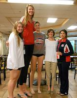 Girls new fantastic tall model