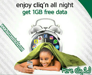 Get 1GB Free Data Bonus On 9mobile More Cliq When You Recharge N500