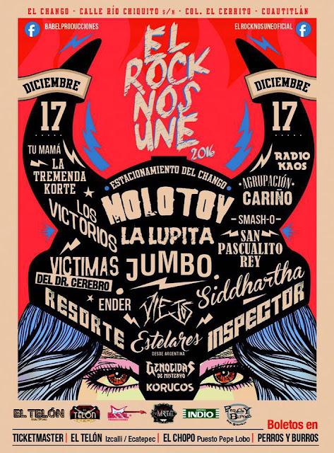 El Rock Nos Une 2016